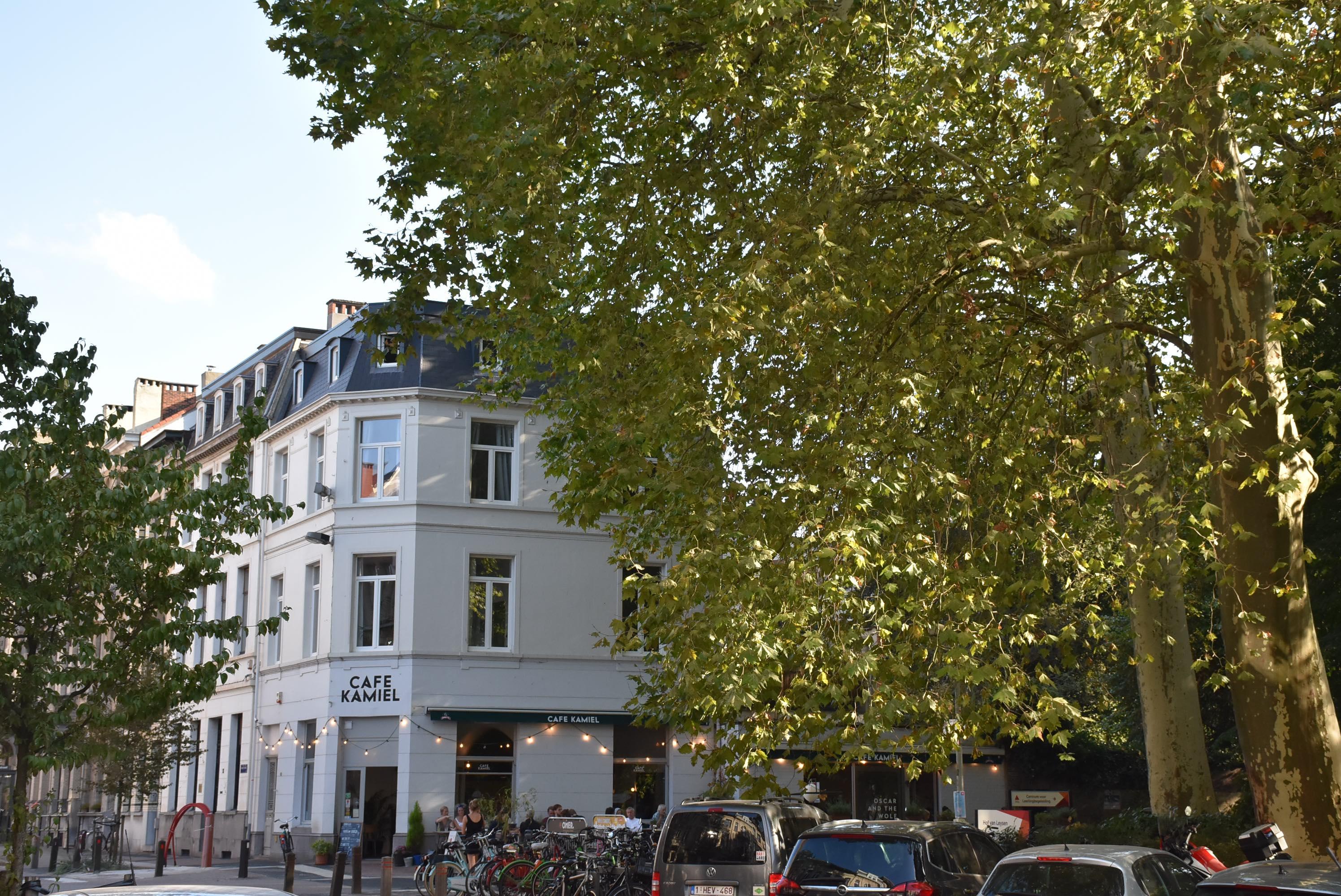 Café Kamiel - Coffee Bar - Antwerp