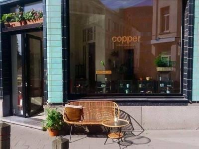 Copper - Coffee Bar - Antwerp