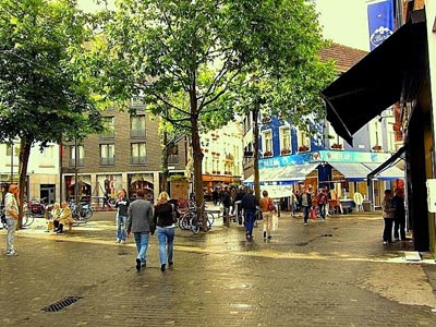 De Wilde Zee - Shopping Street - Antwerp