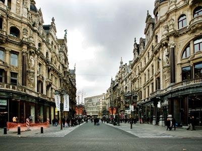 Meir - Shopping street - Antwerp